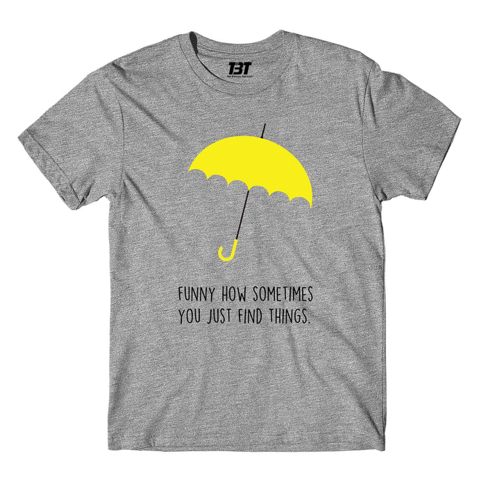 How I Met Your Mother T-shirt by The Banyan Tee TBT