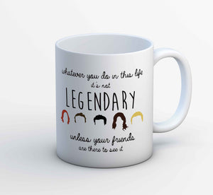 How I Met Your Mother Mug - Legendary The Banyan Tee TBT