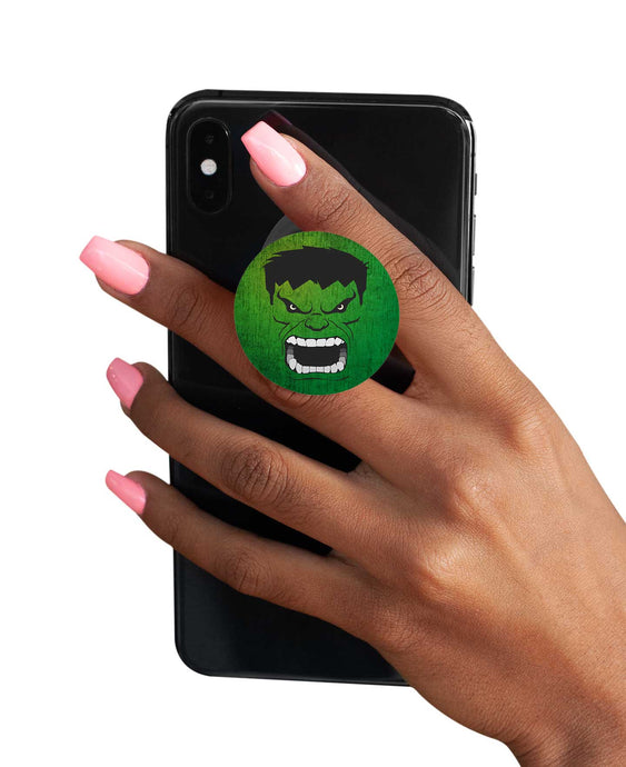 Hulk Pop Socket Pop Socket Pop Holder The Banyan Tee TBT