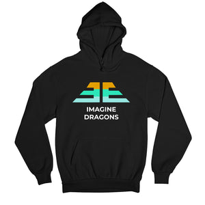 Imagine Dragons Hoodie Hooded Sweatshirt The Banyan Tee TBT