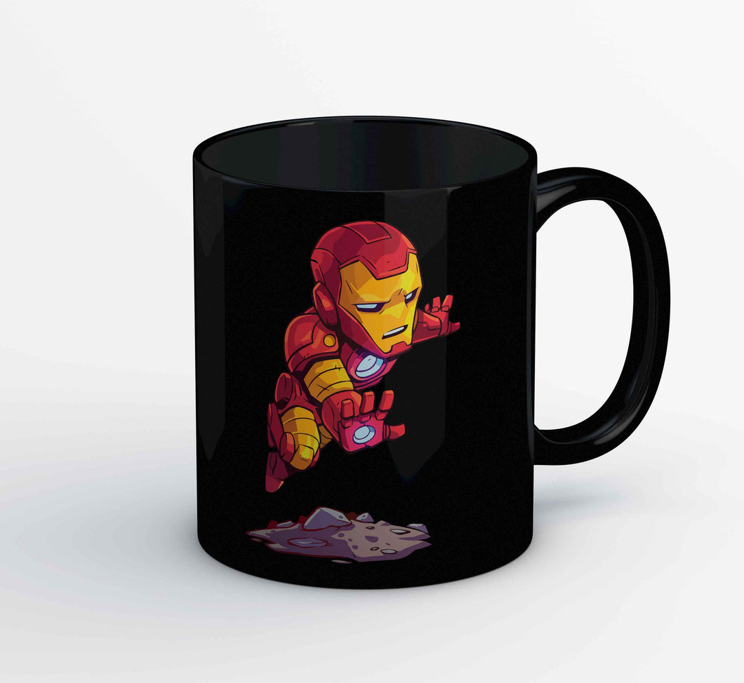 Iron Man Mug The Banyan Tee TBT