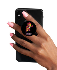Iron Man Pop Socket Pop Socket Pop Holder The Banyan Tee TBT