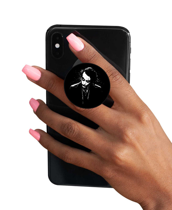 Joker Pop Socket Pop Socket Pop Holder The Banyan Tee TBT