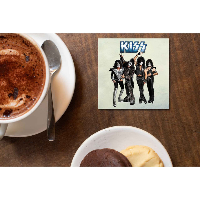 Kiss Coaster Coasters The Banyan Tee TBT