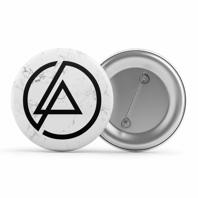 Linkin Park Badge Metal Pin Button The Banyan Tee TBT