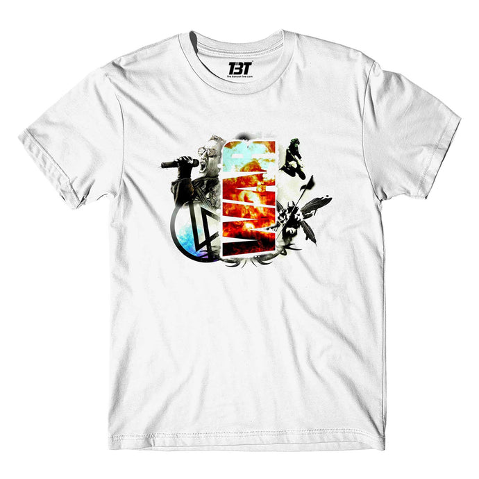 Linkin Park T-shirt - War T-shirt The Banyan Tee TBT