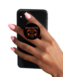 Megadeth Pop Socket Pop Socket Pop Holder The Banyan Tee TBT