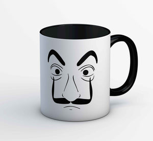 Money Heist Mug - Dali Mask The Banyan Tee TBT