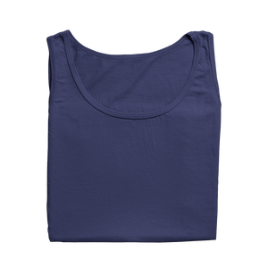 navy blue tank tops by the banyan tee plain cotton navy blue tank tops india  for girls for women for gym