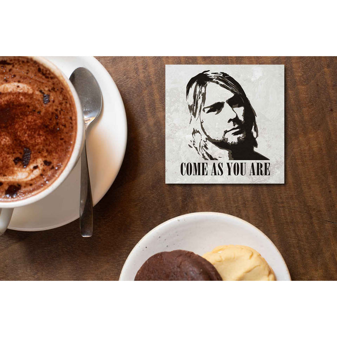 Nirvana Coaster - Come As You Are Coasters The Banyan Tee TBT