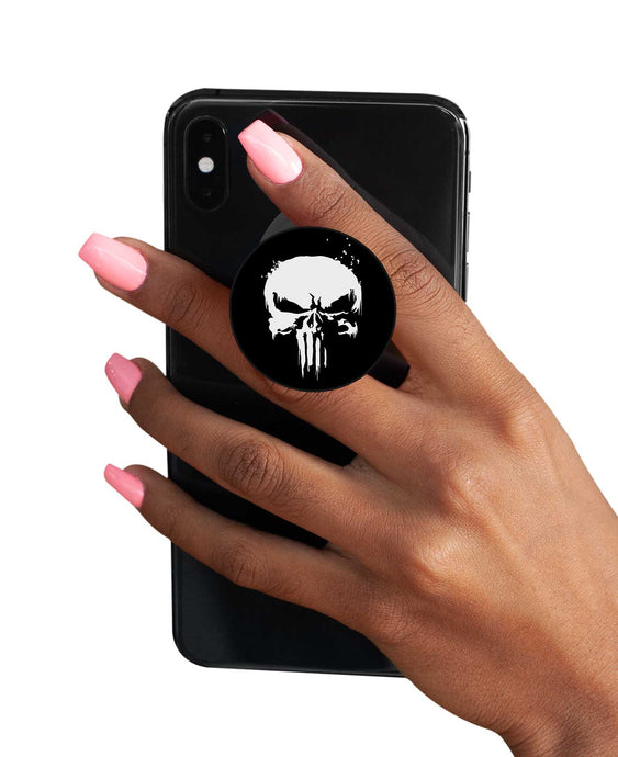 Punisher Pop Socket Pop Socket Pop Holder The Banyan Tee TBT