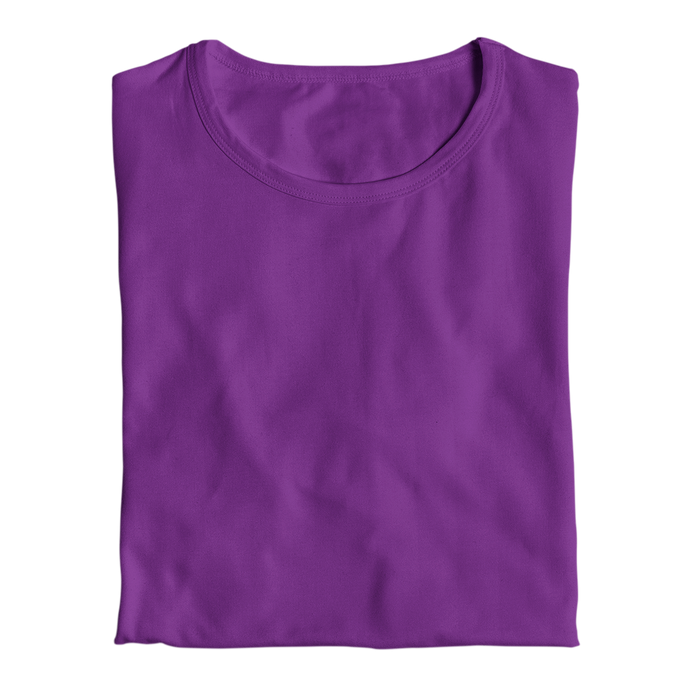 purple tops by the banyan tee cotton purple tops india