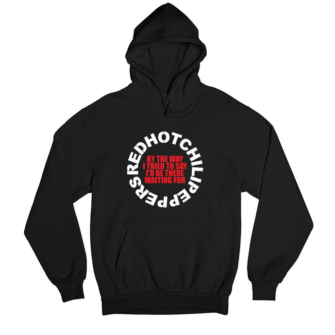 Red Hot Chili Peppers Hoodie - By The Way Hooded Sweatshirt The Banyan Tee TBT