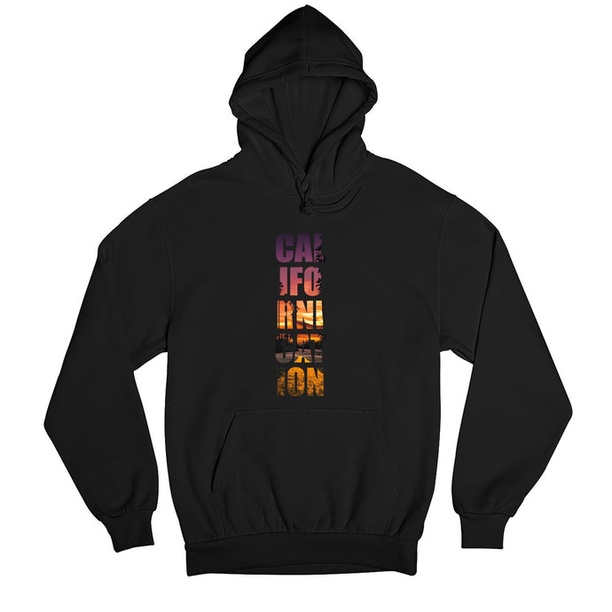Red Hot Chili Peppers Hoodie - Californication Hooded Sweatshirt The Banyan Tee TBT