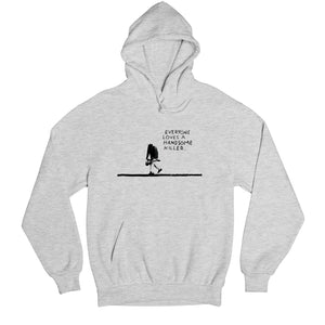 Red Hot Chili Peppers Hoodie - Handsome Killer Hooded Sweatshirt The Banyan Tee TBT