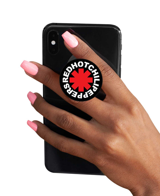 Red Hot Chili Peppers Pop Socket Pop Socket Pop Holder The Banyan Tee TBT