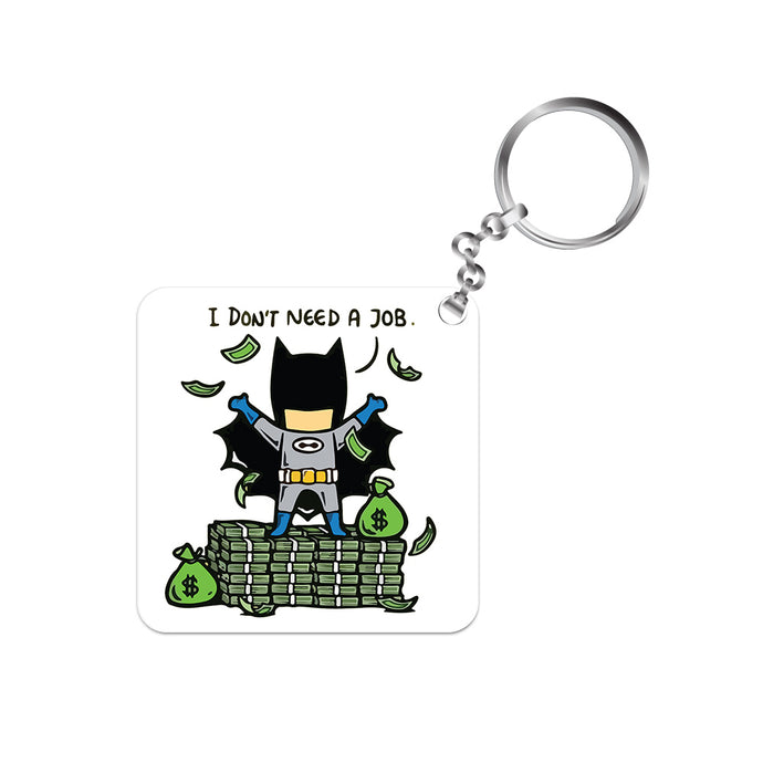 Batman Keychain The Banyan Tee TBT