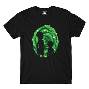 Rick & Morty T-shirt by The Banyan Tee TBT