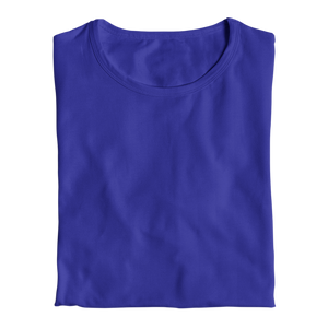 royal blue tops by the banyan tee plain cotton royal blue tops india tops for girls tops for women