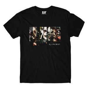 Slipknot T-shirt - Tattered And Torn T-shirt The Banyan Tee TBT
