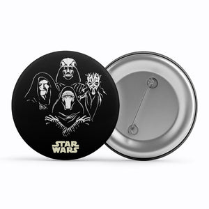 Star Wars Badge Metal Pin Button The Banyan Tee TBT