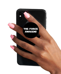 Star Wars Pop Socket - The Force Awakens Pop Socket Pop Holder The Banyan Tee TBT