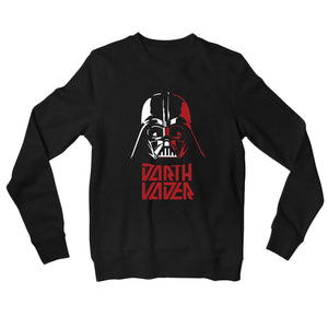 Star Wars Sweatshirt - Darth Vader Sweatshirt The Banyan Tee TBT