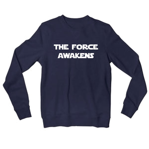 Star Wars Sweatshirt - The Force Awakens Sweatshirt The Banyan Tee TBT