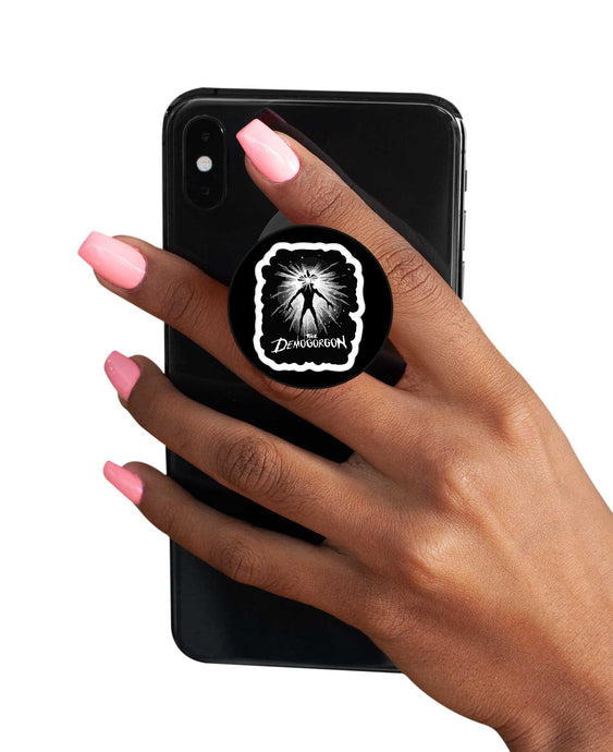 Stranger Things Pop Socket - The Demogorgon Pop Socket Pop Holder The Banyan Tee TBT