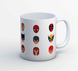 Superheroes Mug The Banyan Tee TBT
