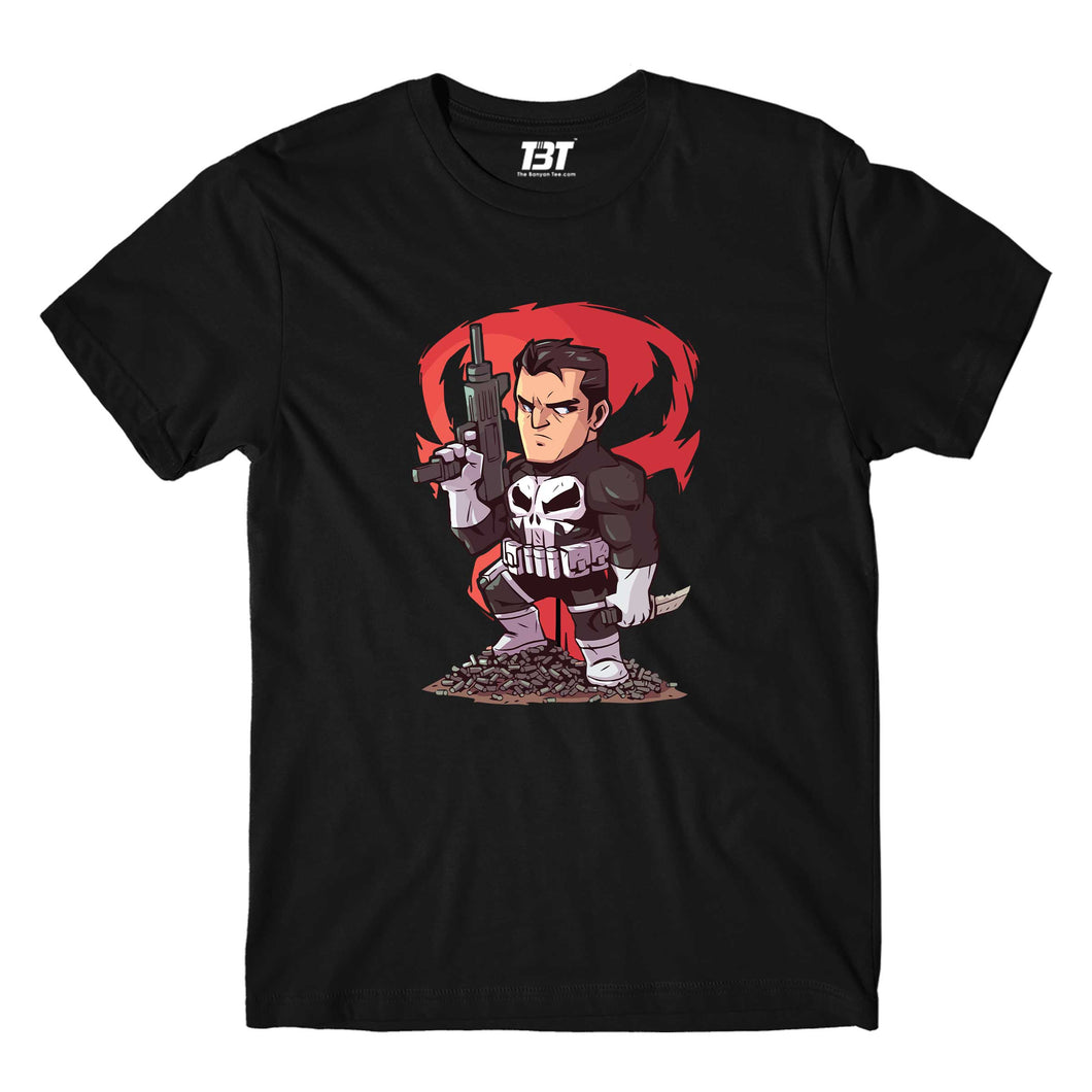 Punisher T-shirt by The Banyan Tee TBT