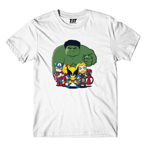 Justic League T-shirt by The Banyan Tee TBT