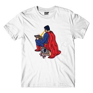 Superman T-shirt by The Banyan Tee TBT