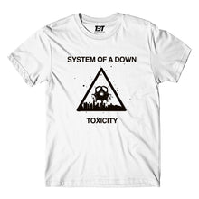 System Of A Down T-shirt - Toxicity T-shirt The Banyan Tee TBT