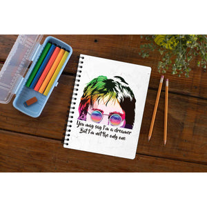 The Beatles Notebook - Dreamer Notebook The Banyan Tee TBT