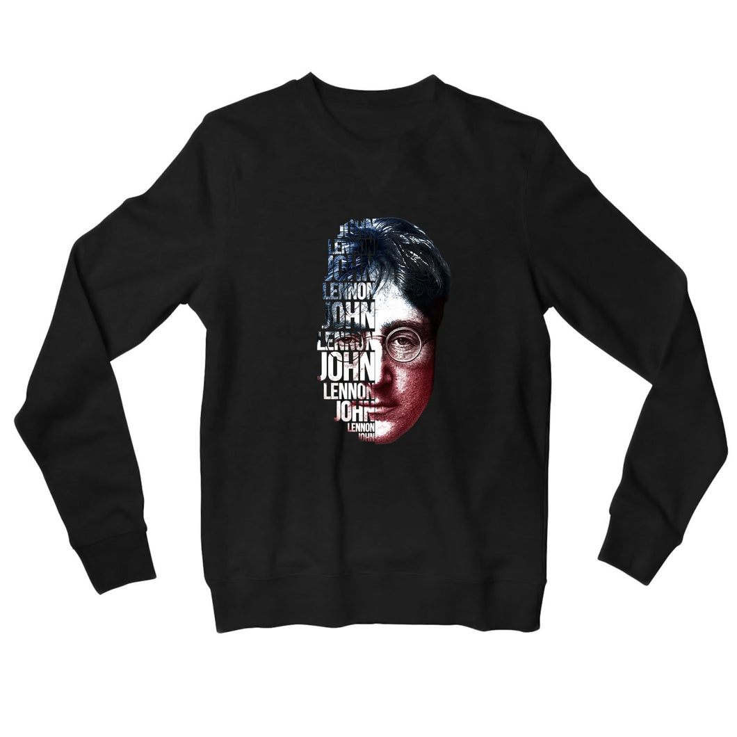 The Beatles Sweatshirt - John Lennon Sweatshirt The Banyan Tee TBT