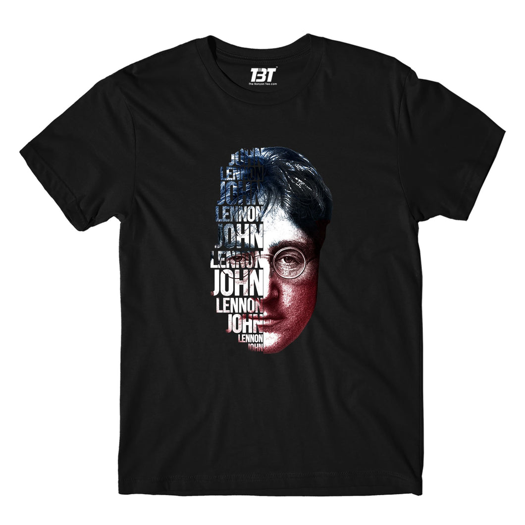 The Beatles T-shirt - John Lennon T-shirt The Banyan Tee TBT