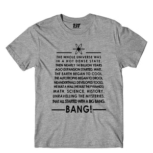 The Big Bang Theory T-shirt - Bazinga by The Banyan Tee TBT
