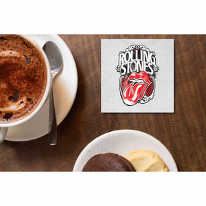 The Rolling Stones Coaster Coasters The Banyan Tee TBT