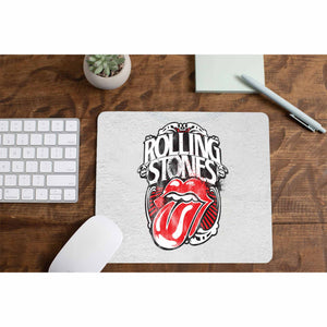 The Rolling Stones Mousepad The Banyan Tee TBT