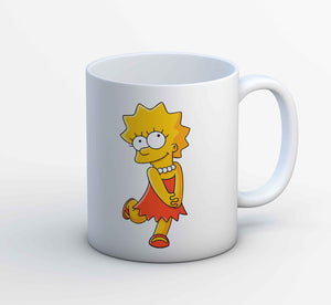 The Simpsons Mug - Lisa Simpson The Banyan Tee TBT