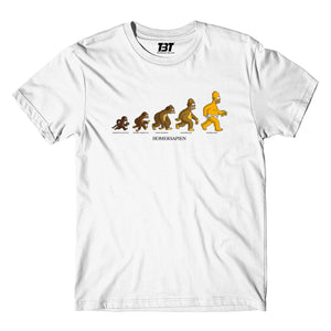 The Simpsons T-shirt by The Banyan Tee TBT