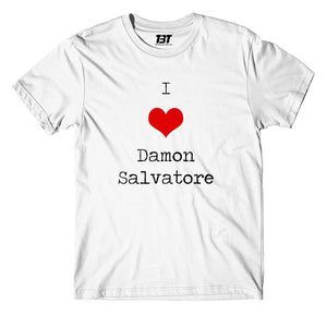 The Vampire Diaries T-shirt by The Banyan Tee TBT