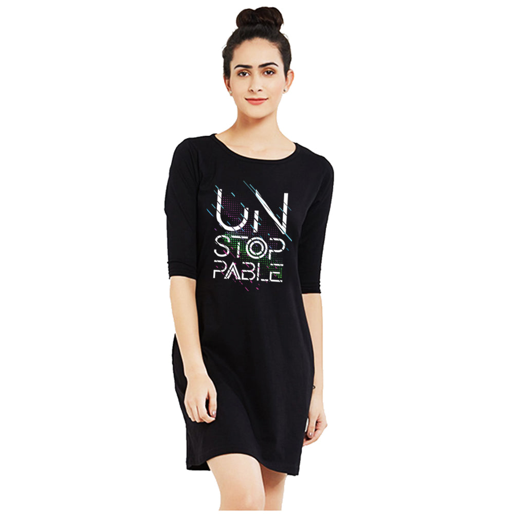 T-shirt Dress - Unstoppable
