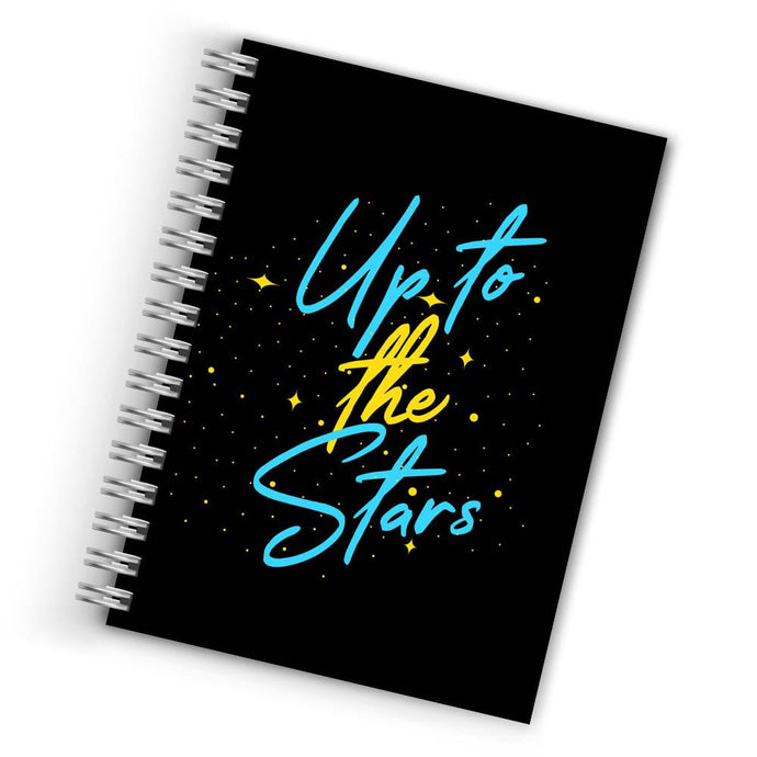 Buy Cool Up To The Stars Notebook THE BANYAN TEE Notebook Quotes Notebook in INDIA
