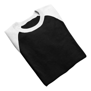 white and black raglan for men full sleeve india the banyan tee white raglans