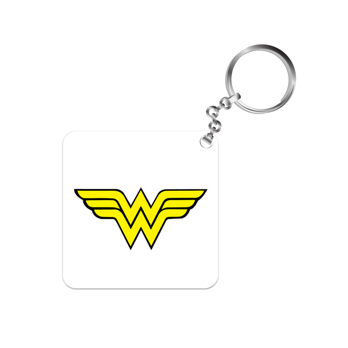 Wonder Woman Keychain The Banyan Tee TBT