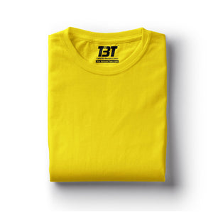 plain t-shirts plain t-shirt india yellow t-shirt mustard tshirts chrome yellow tshirt the banyan tee tbt basics buy plain tshirts india
