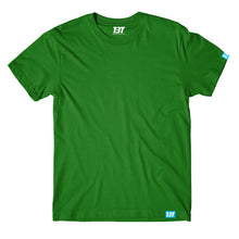 Plain T-shirt - Green