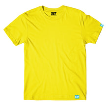 Plain T-shirt - Yellow